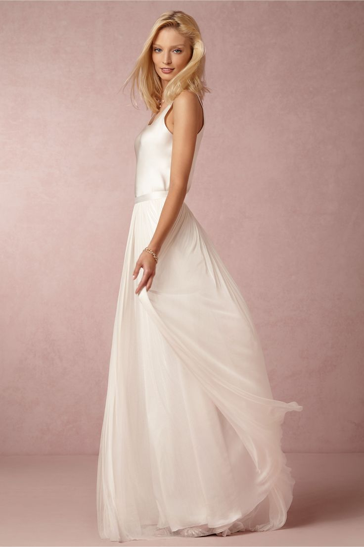 Lace Wedding Dresses Under 500 Dollars : Tull bhldn dress for the wedding dresses under roundup